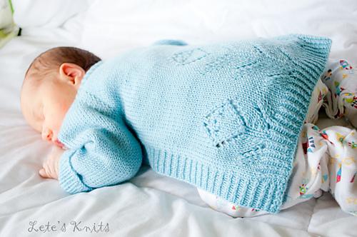 Вяжем из Drops Baby merino фото