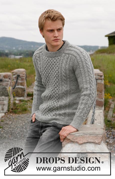 Мужской свитер Dreams of Aran фото