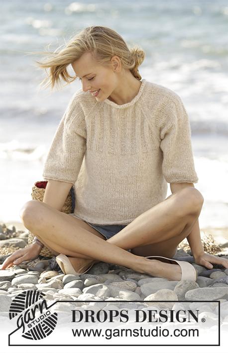 Укороченный свитер Enigma фото