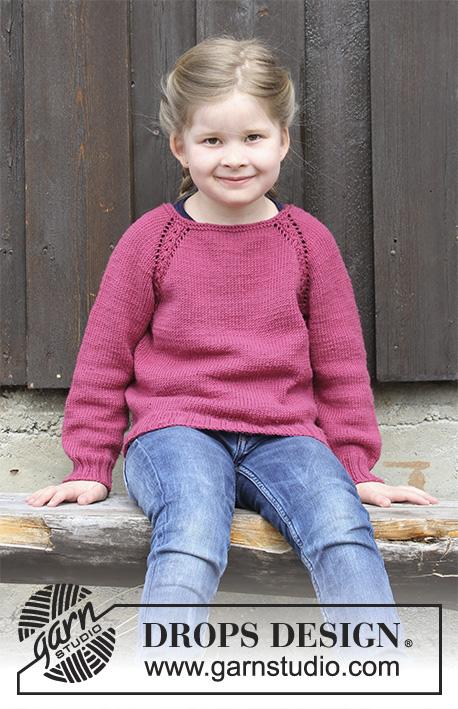Детский джемпер Cherry Cuddler фото