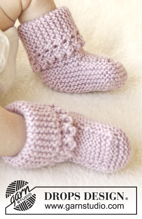Пинетки Lullaby Booties фото