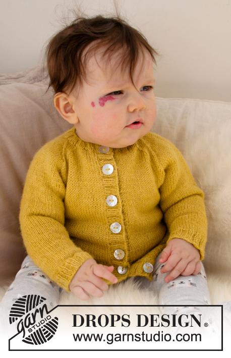 Детская кофточка и носочки Baby Duck фото