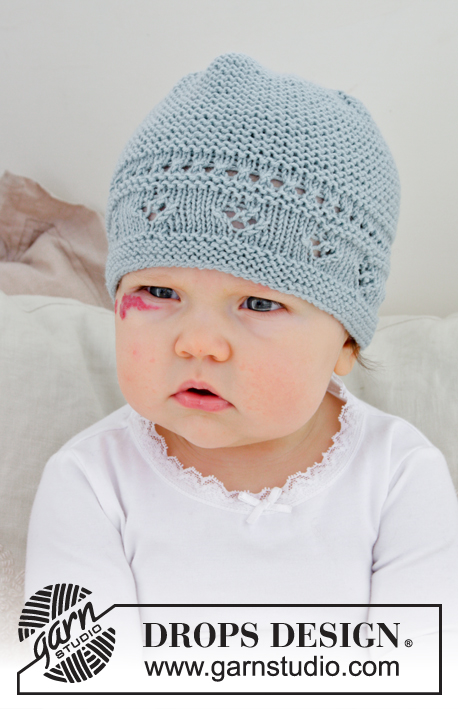 Вязаная детская шапка Odeta