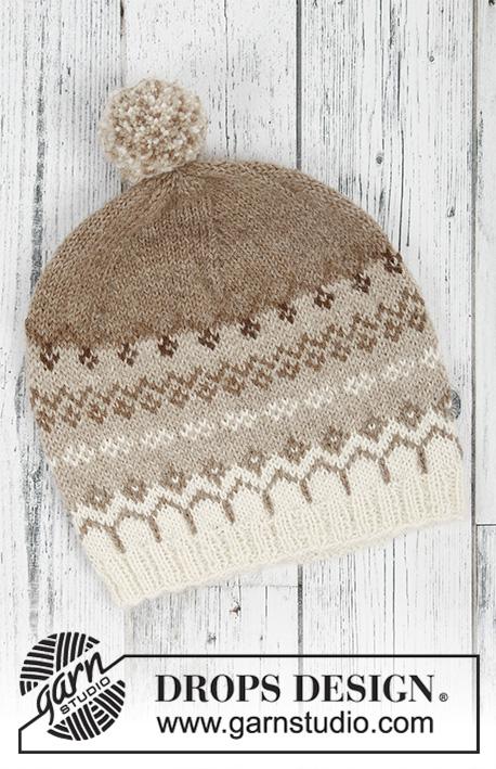 Джемпер и шапка Talvik фото