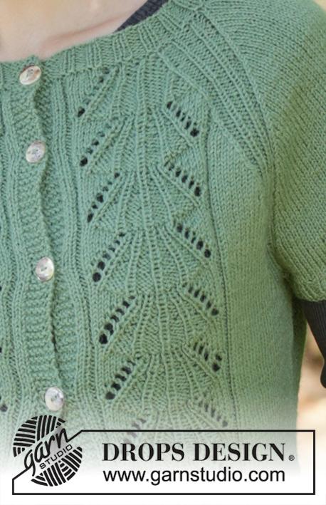 Кардиган Green Luck фото