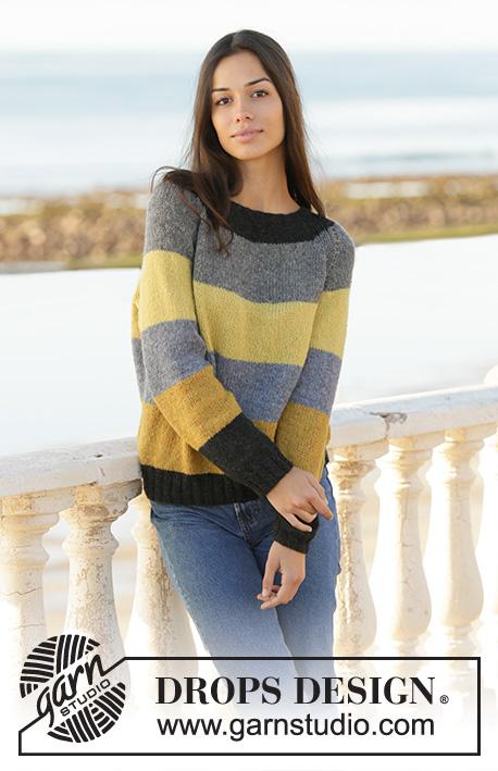Джемпер Bee Stripes фото