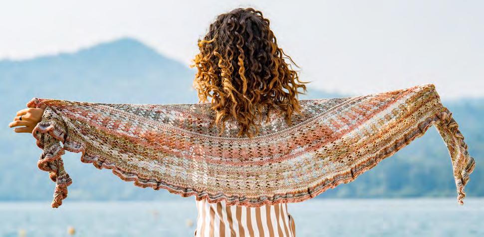 Вяжем из пряжи Caribbean cotton фото