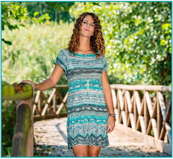 Платье CHARME TURQUOISE фото
