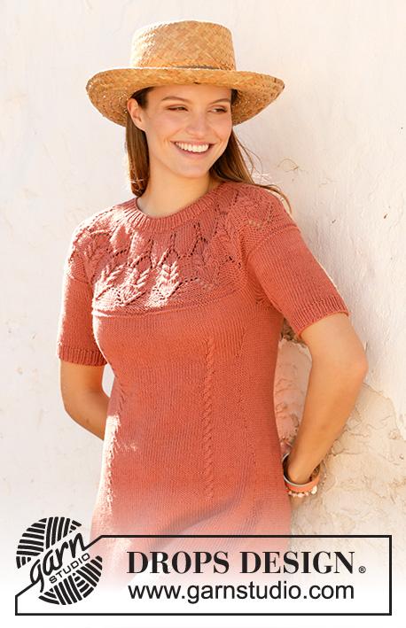 Платье Barn Dance от DROPS Design фото