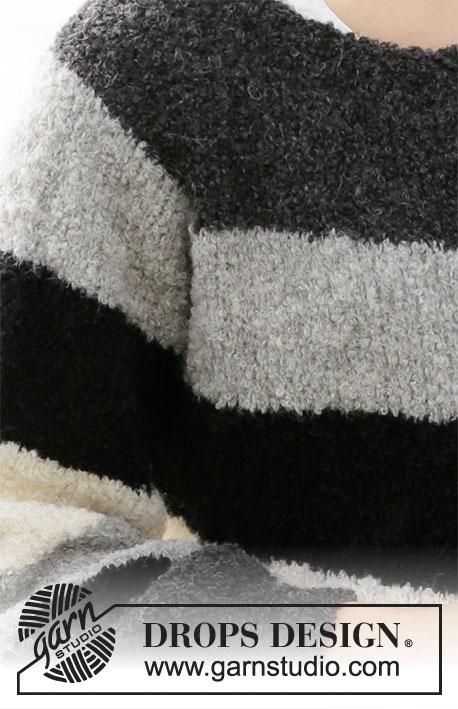Жакет Row by Row от DROPS Design фото
