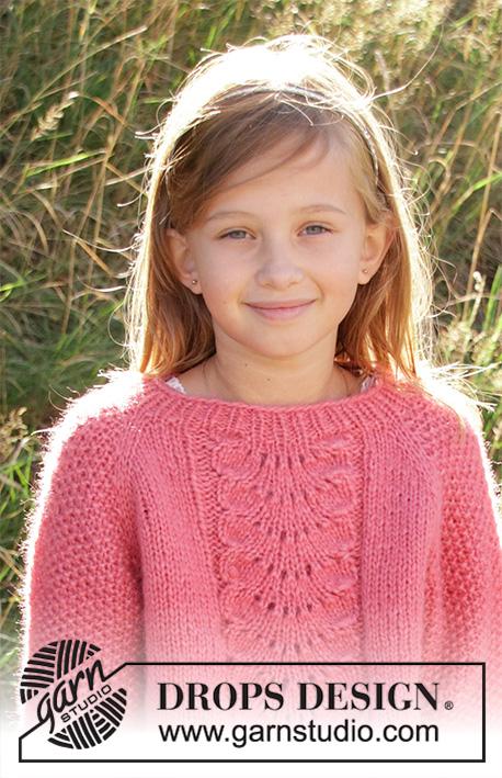 Детский джемпер Clover фото