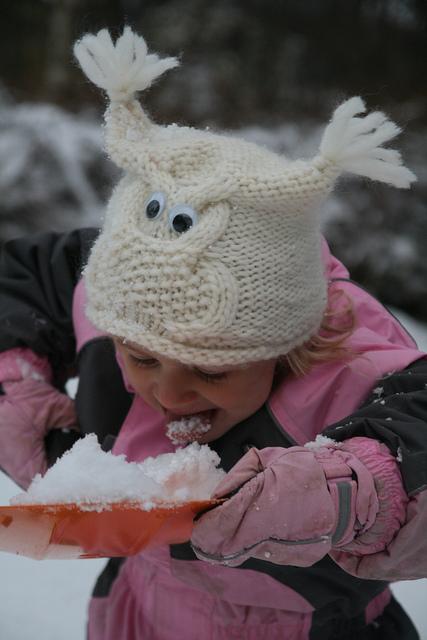 Вяжем из Drops Eskimo фото